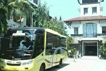 Sewa Bus Pariwisata Jogja / Sewa Bus Pariwisata Harga Murah di Jogja