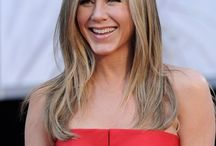 Jennifer Aniston / Pins with best photos of Jennifer Aniston