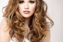 Hair Colour Caramels