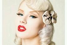 #makeup #nails #hair / :)