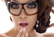 Occhiali & make up / Occhi seducenti anche dietro a un paio di occhiali!