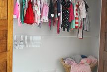 Closet Makeovers / by Jacqueline Puff