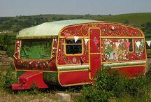 Crazy caravans.....