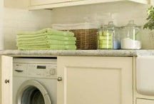 Dream Home - Laundry / by Caity Vill