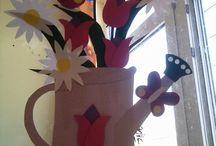 Flowers, Butterfly, Garden etc