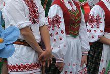 Viselet - fehérorosz