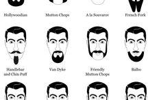 Barba e baffi / Balsami, oli, cere modellanti e accessori per la cura di barba e baffi.