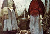 Heritage / Ethnic Tradition: Scandinavian, Dutch, French, German, Celtic, Irish.