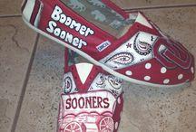 BOOMER SOONER!!! / by Jill Glenny