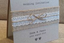 Invites / Save the Dates