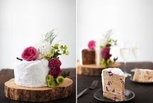 Layer Cake Love! / Billows of frosting and crumbly cake make a girl SWOON! / by Marla Meridith