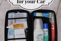 For my Home - Car Organisation / Organise the car to be used easily