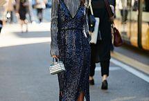 Sequin dress/skirt. Ideas to wear