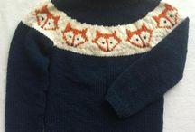 Kinderkleidung stricken