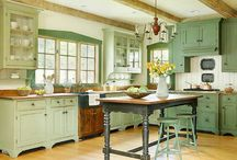 Fantastic Kitchens / by Tina Aaron