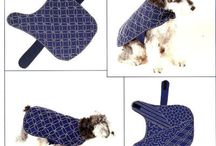 pies ubranka
