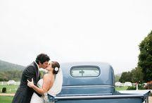 Bryllupsbilder med rod