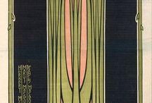 Charles Rennie Mackintosh - Designer Ecossais / Dans le cadre de l'Année de l'Innovation, du Design et de l'Architecture en #Ecosse, découvrez le travail de Charles Rennie Mackintosh. #IAD2016