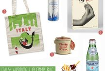 welcome bag / pack