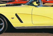 Corvette / by Jim Ternes