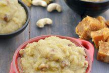 Recipes for Indian Festivals