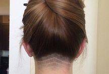 Hair Ideas / Hair inspiration.