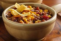 Soups, Stews & Chili / by Janice Powell Hill