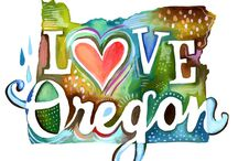 I love Oregon♡