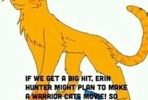Warrior cats / Anyone who follows this board will get sent a invite to it!      Leader: Catgirl5252 aka Waterstar