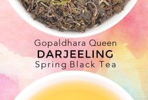 New Teas / The recent additions to our collections.