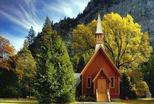 Chapels and Churches / by Debbie Owens