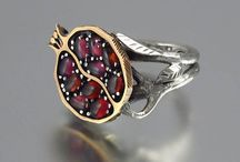 Garnet Don't Have To Be Red - Birthstone of January / How can you not love Garnets - so many different colours!
