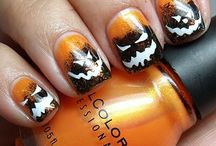 Halloween nails / Nail ideas for Halloween