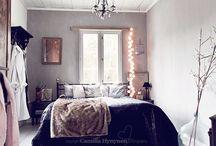 White floorboards