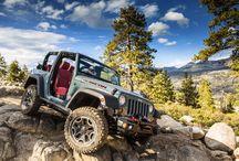 Jeep Wrangler / Moc i charakter!
