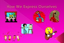 P3 How we express ourselves