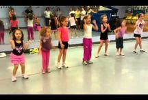 tančeky pre deti