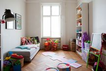 Elena's Room / Nice ideas for Elena and the twins room