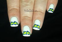 SD Chargers Girl