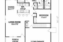 Small simple house plan