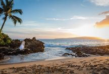 Romantic Maui Weddings