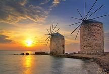 Greek islands to visit / Enjoy the beauty of the greek islands