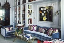 Design Details: Home Library / Beautiful Home Library Design