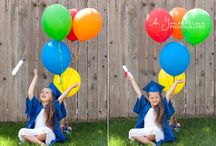 Preschool and Kindergarten Graduation / Adorable ideas to celebrate your Preschool or Kindergarten graduate from party favors, caps, memories, photos and more!