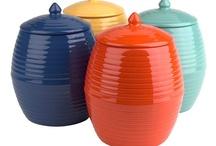 Bauer Pottery / by Kathy Bernsen