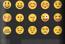 Emoji Keyboard / Emoji Keyboard - Supports everywhere such as Emails, SMS, and all type chat messenger at make input Emoji more convenience.