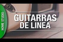 grabación de Guitarras
