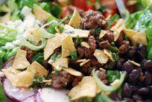 Grains & Salads