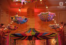 use of umbrellas in decor