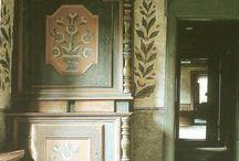 Interiors - Old Scandinavian Style